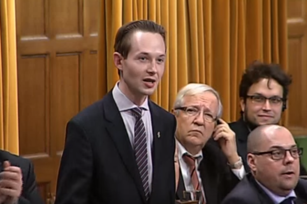 Question Period -December 10th, 2015 – Mandatory Minimum Sentences
