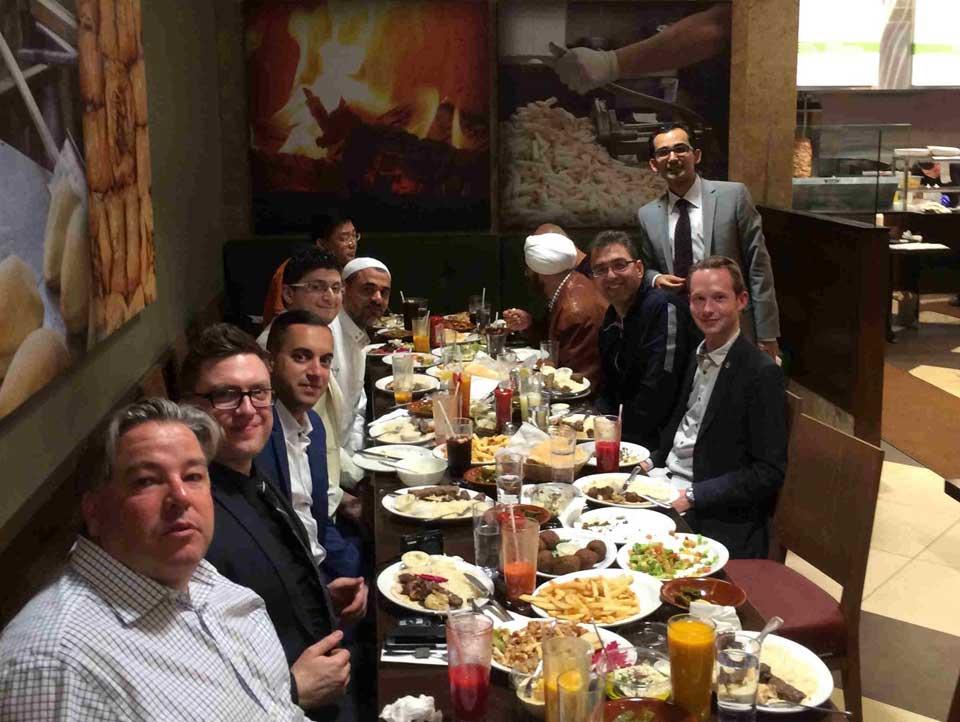 Celebrating Ramadan 2016