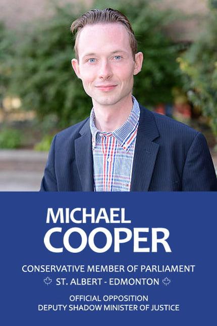 MP MICHAEL COOPER