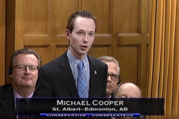 Question Period – January 28, 2016- DRC Adoption case
