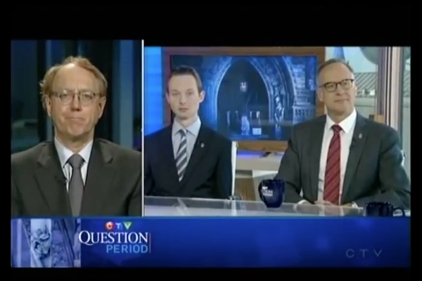 CTV – Question Period – February 28th, 2015