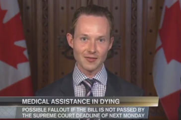 CPAC- May 31, 2016 – Physician- Assisted Dying