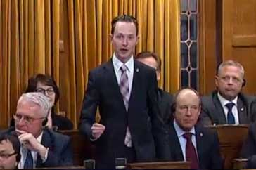 Question Period – May 16, 2016 Pt. 1