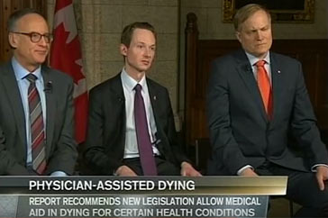 Primetime Politics (CPAC) 2016-02-25 / Physician-assisted dying