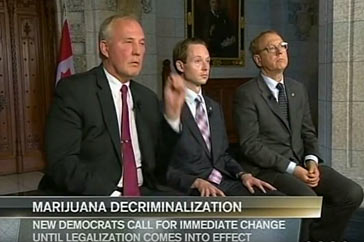 Primetime Politics (CPAC) June 13, 2016 – Marijuana Legalization