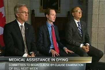 Primetime Politics (CPAC) May 05, 2016 – Medical Assistance in Dying