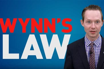 MP Michael Cooper Explains Wynns Law