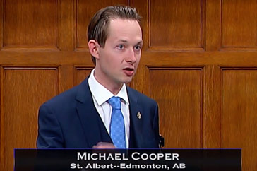 Michael Cooper calls for Judicial Appointments