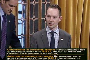 Debate on Bill S-217 (Wynn's Law) on June 13, 2017