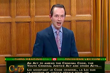MP Cooper Speech on Bill C-75 – November 28th 2018