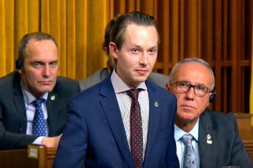 Question Period – February 6th 2019: MP Cooper Stands Up for Low Income Taxpayers