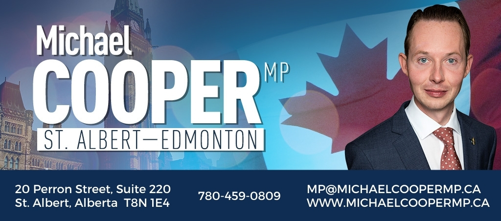 Michael Cooper MP